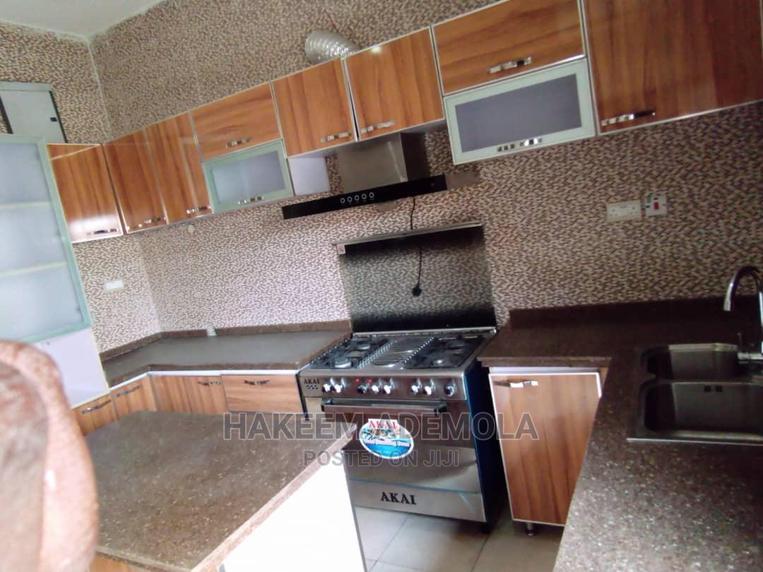 Archive: Furnished 4bdrm Duplex in 5 Street Estate, Osapa London for Sale