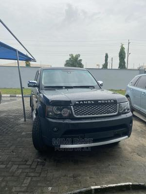 Land Rover Range Rover Sport 2012 Black | Cars for sale in Lagos State, Ajah