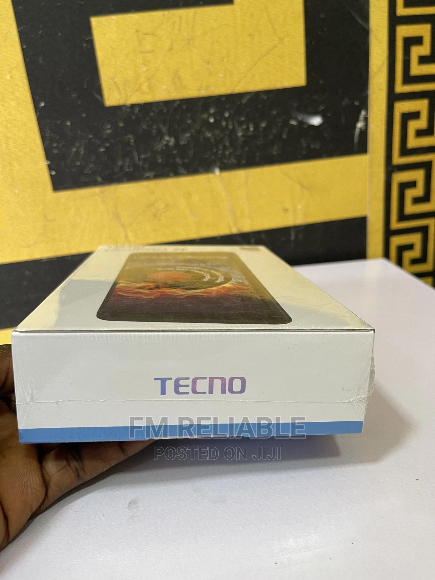 New Tecno DroiPad 7F 16 GB Black | Tablets for sale in Ikeja, Lagos State, Nigeria