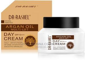 Dr Rashel Argan Oil Multi-Lift Day Moisturizer Cream - 50ml | Skin Care for sale in Lagos State, Ipaja