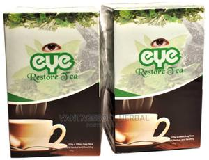 Eye Restore Tea for Glaucoma, Cataracts Other Eye Defects   Vitamins & Supplements for sale in Lagos State, Alimosho
