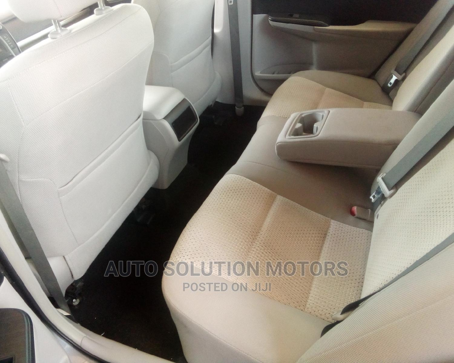Toyota Camry 2013 Gray | Cars for sale in Ikeja, Lagos State, Nigeria