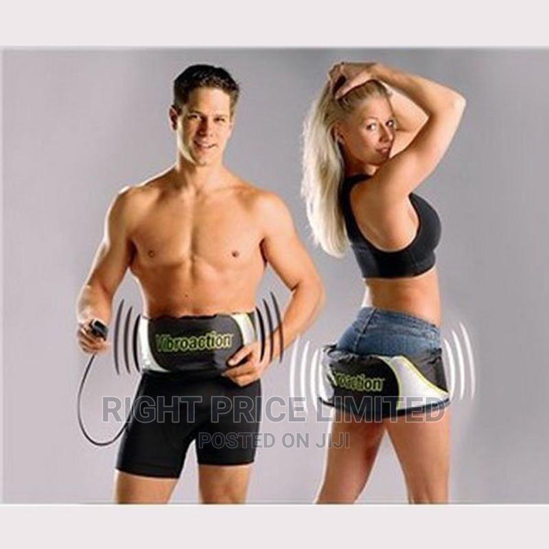 Super Electric Vibroaction Slimming Belt - Unisex   Tools & Accessories for sale in Ikeja, Lagos State, Nigeria
