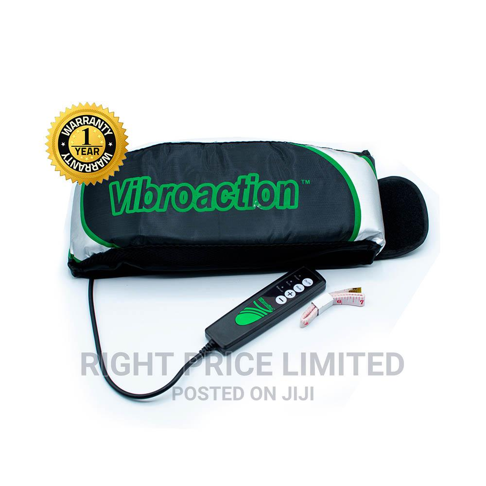 Super Electric Vibroaction Slimming Belt - Unisex