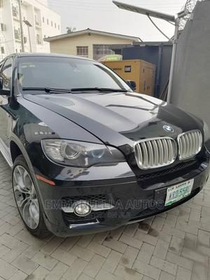 BMW X6 2010 M Black | Cars for sale in Lagos State, Ikeja