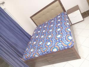 41/2 Bed Frame With One Bed Side | Furniture for sale in Lagos State, Ajah