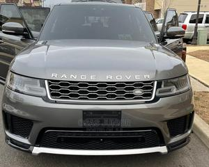 Land Rover Range Rover Sport 2018 HSE Gray   Cars for sale in Lagos State, Ikeja