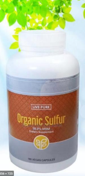Organic Sulphur   Vitamins & Supplements for sale in Lagos State, Victoria Island
