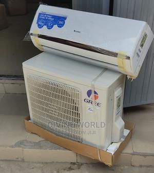 Gree (R410A) 1.5HP Inverter Split Air Conditioner Copper | Home Appliances for sale in Lagos State, Ikeja