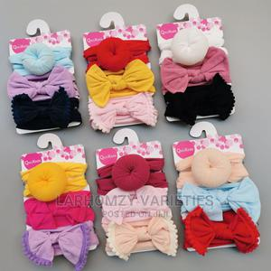 Baby Girls Headbands Set | Babies & Kids Accessories for sale in Lagos State, Ikeja