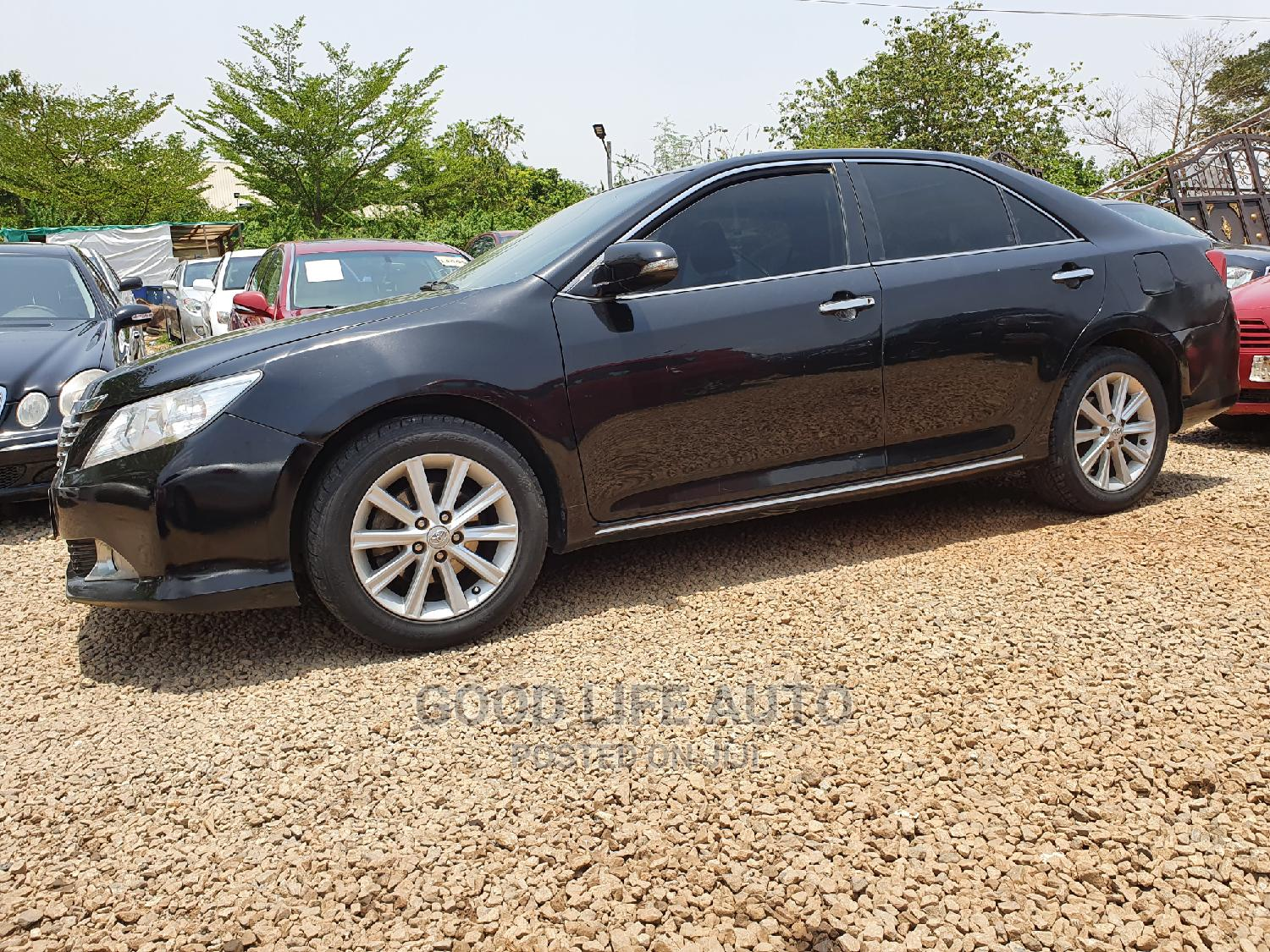 Toyota Camry 2013 Black | Cars for sale in Gwarinpa, Abuja (FCT) State, Nigeria