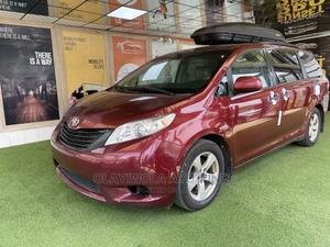 Toyota Sienna 2011 LE 7 Passenger Red | Cars for sale in Abuja (FCT) State, Central Business Dis
