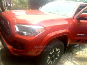 Toyota Tacoma 2017 TRD Off Road Orange | Cars for sale in Lagos State, Ikeja