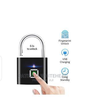 Security Fingerprint Padlock | Home Accessories for sale in Lagos State, Ifako-Ijaiye