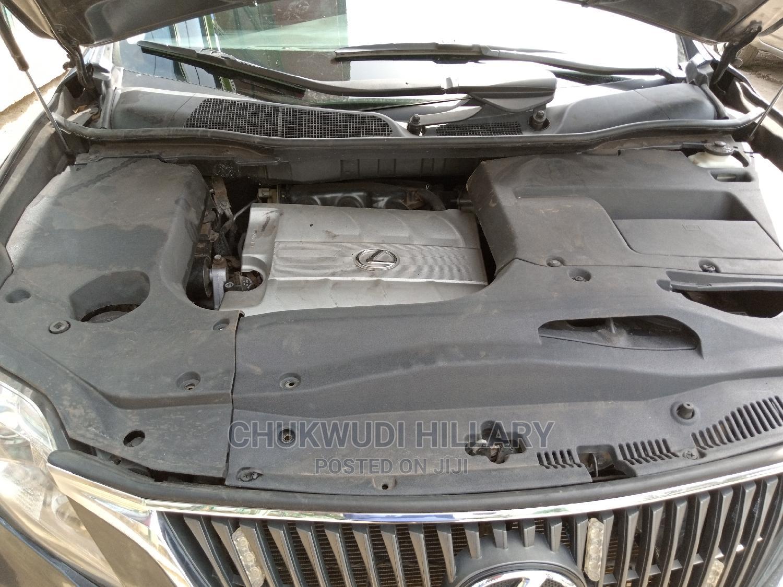 Archive: Lexus RX 2010 350 Gray