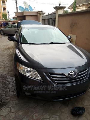 Toyota Camry 2008 2.4 LE Gray   Cars for sale in Lagos State, Isolo