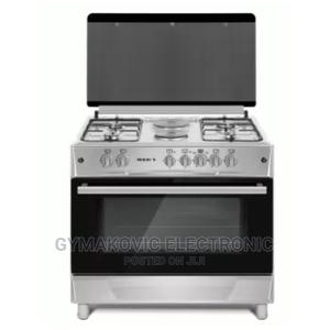 Maxi 60×90 4+2 INOX Gas Cooker | Kitchen Appliances for sale in Oyo State, Ibadan