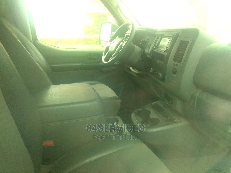 Nissan NV3500 2016 Black | Cars for sale in Ikeja, Lagos State, Nigeria