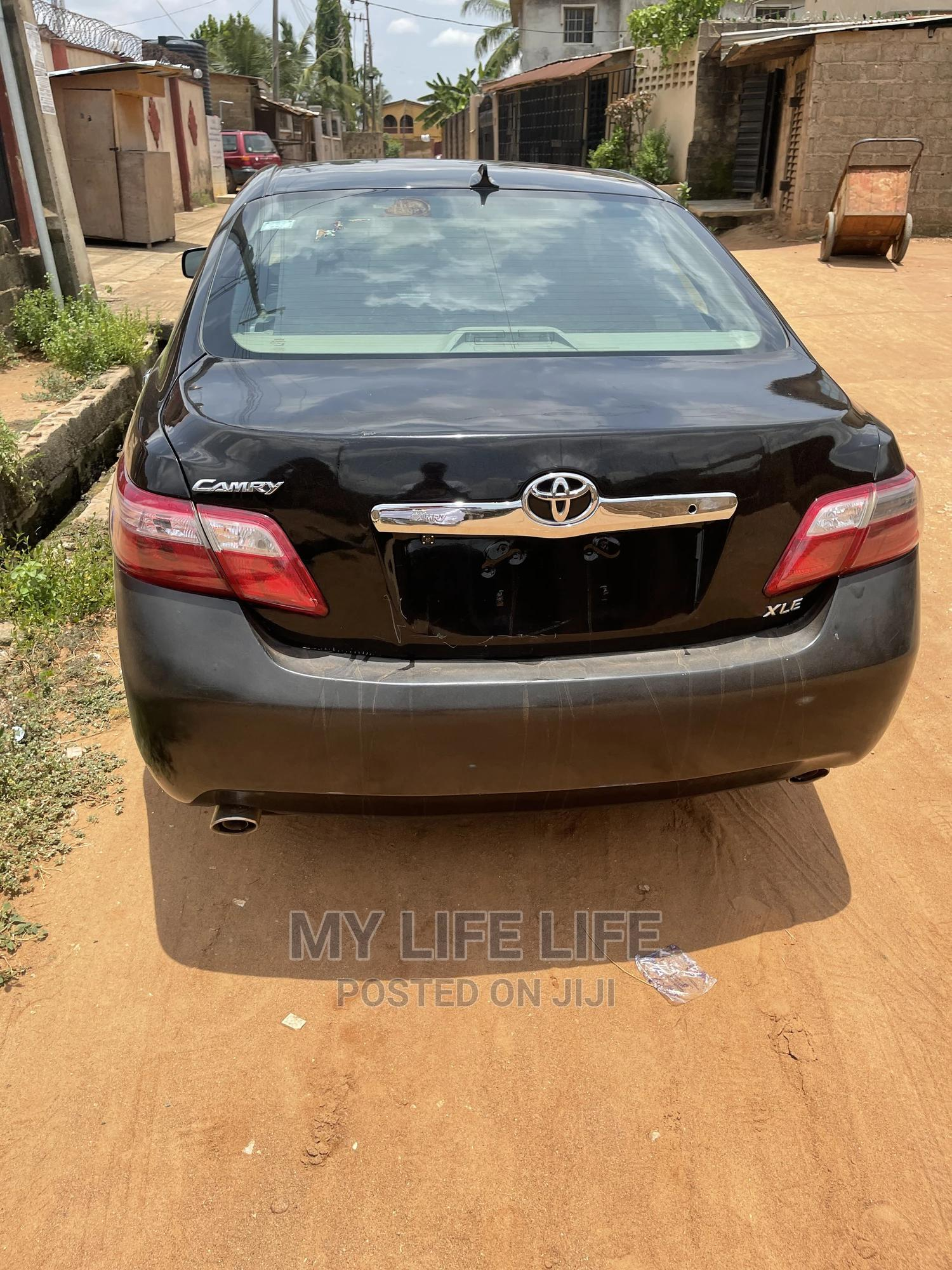 Archive: Toyota Camry 2009 Black