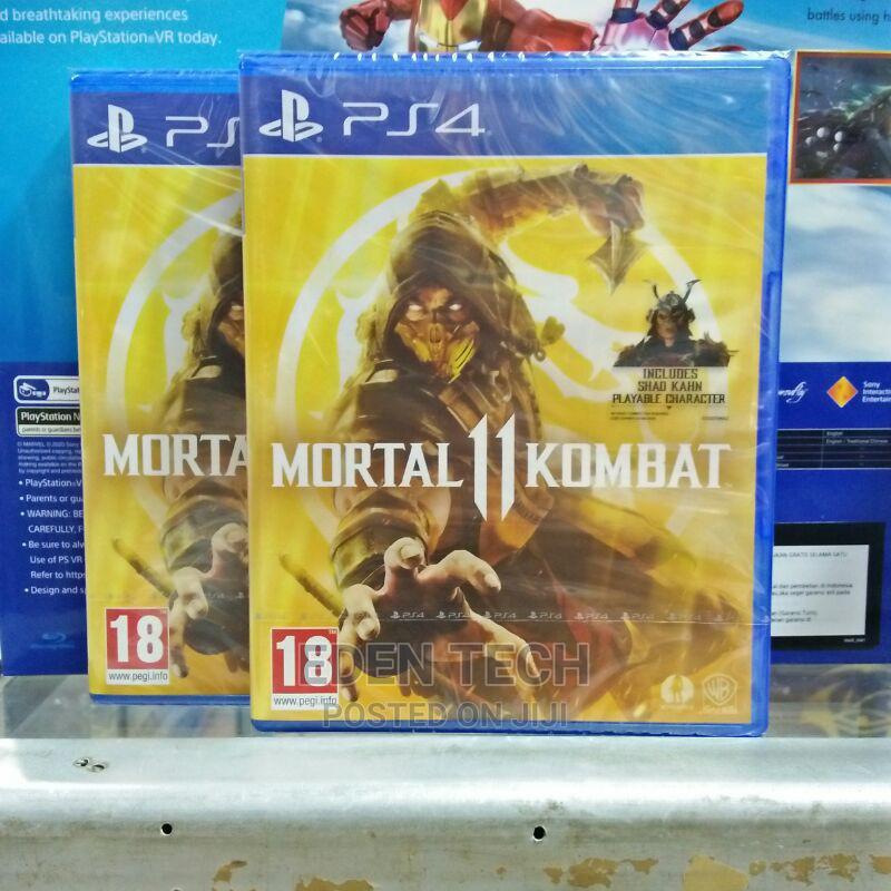 Mortal Kombat 11 PS4   Video Games for sale in Ikeja, Lagos State, Nigeria