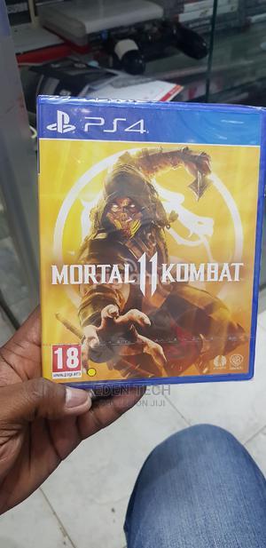 Mortal Kombat 11 PS4 | Video Games for sale in Lagos State, Ikeja