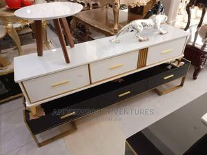 Brand New Luxury Tv Stand | Furniture for sale in Lagos State, Ojo
