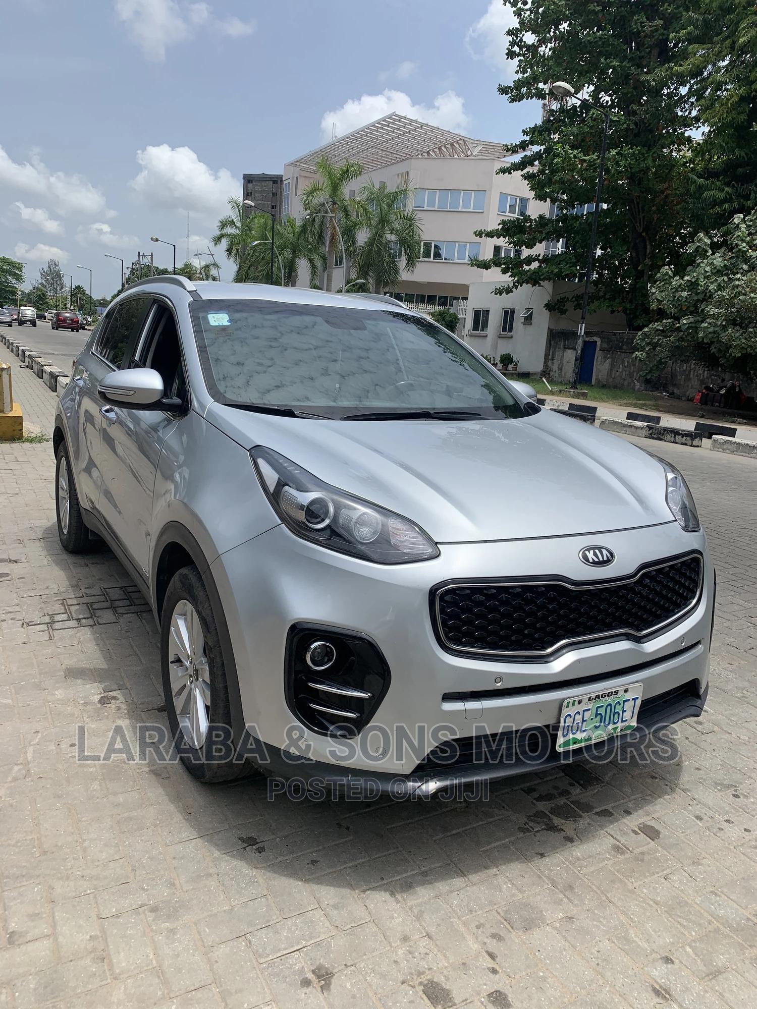 Kia Sportage 2017 Silver | Cars for sale in Ikoyi, Lagos State, Nigeria