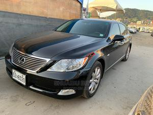 Lexus LS 2008 Black | Cars for sale in Abuja (FCT) State, Central Business District
