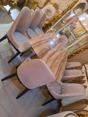 Dinning Table With Chairs | Furniture for sale in Lagos State, Ikoyi