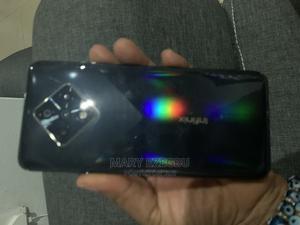Infinix Zero 8 128 GB Black   Mobile Phones for sale in Lagos State, Ajah