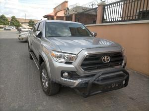Toyota Tacoma 2018 SR5 Silver | Cars for sale in Lagos State, Ikeja