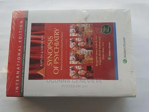 Kaplan and Sadock Synopsis of Psychiatry Behaviour Sciences   Books & Games for sale in Lagos State, Yaba