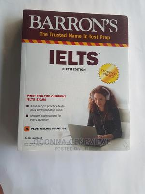 Barron's IELTS   Books & Games for sale in Lagos State, Yaba