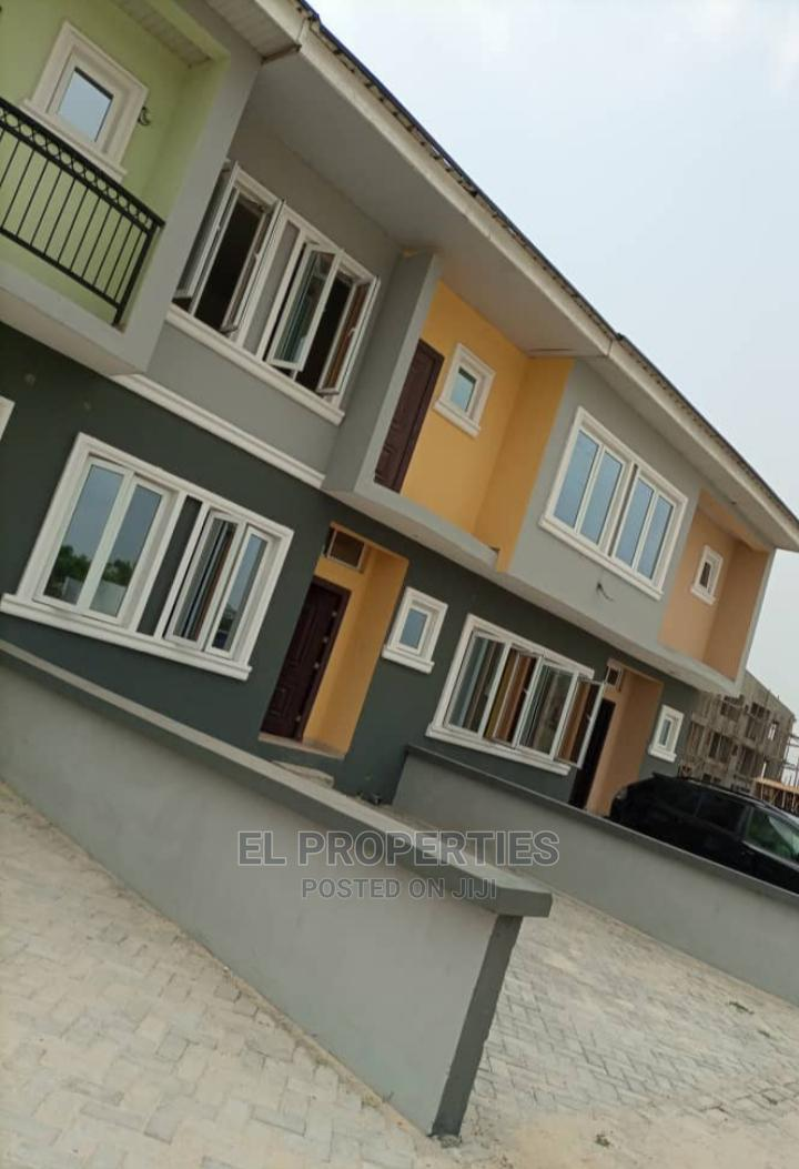 Lovely 3 Bedroom Terrace Duplex | Houses & Apartments For Sale for sale in Awoyaya, Ibeju, Nigeria