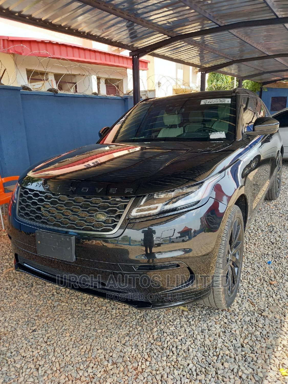 Land Rover Range Rover Velar 2018 P250 SE R-Dynamic 4x4 Black   Cars for sale in Kado, Abuja (FCT) State, Nigeria