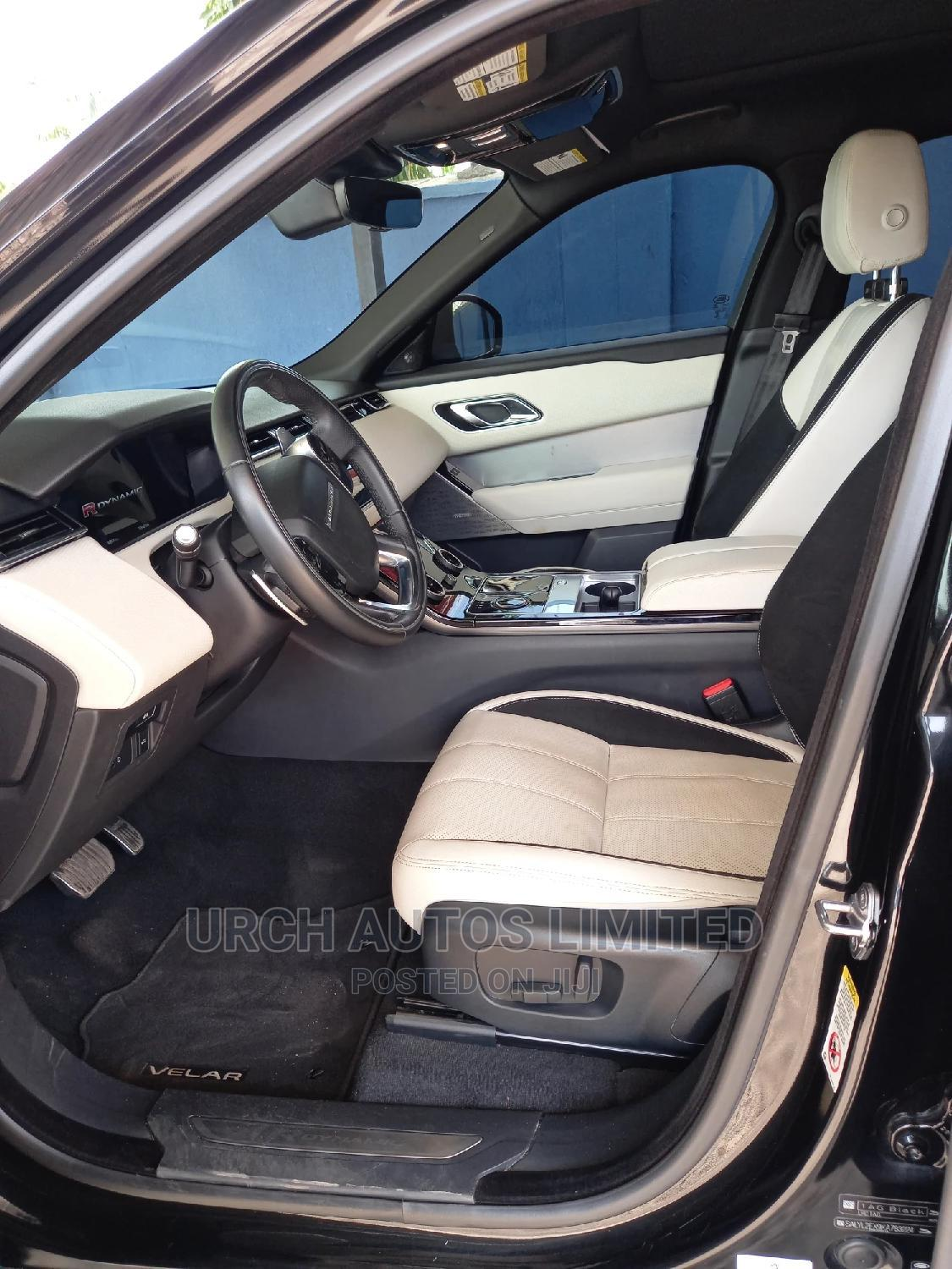 Land Rover Range Rover Velar 2018 P250 SE R-Dynamic 4x4 Black | Cars for sale in Kado, Abuja (FCT) State, Nigeria