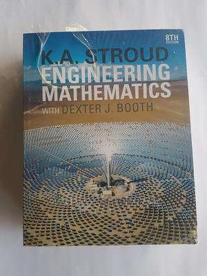 Engineering Mathematics K a Stroud   Books & Games for sale in Lagos State, Yaba