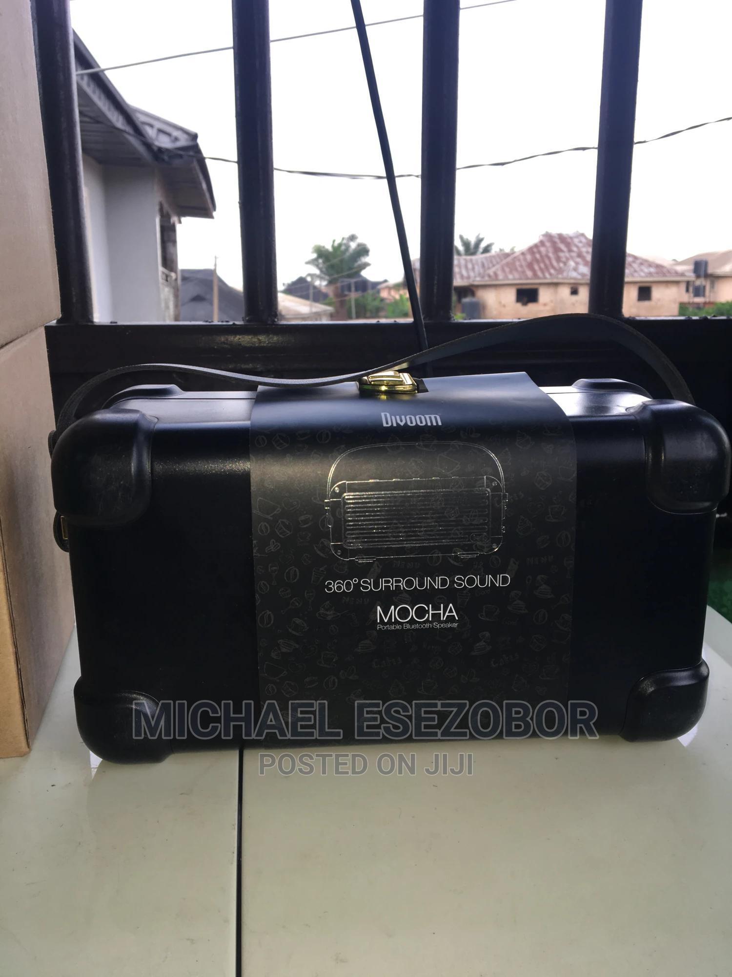 Divoom Mocha Ultimate Music Experience | Audio & Music Equipment for sale in Benin City, Edo State, Nigeria