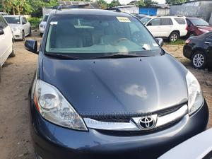 Toyota Sienna 2008 XLE Limited Blue | Cars for sale in Lagos State, Tarkwa Bay Island