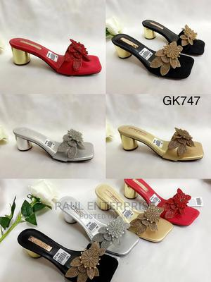 Beautiful High Quality Ladies Classic Designers Turkey Shoe   Shoes for sale in Abuja (FCT) State, Wuse 2