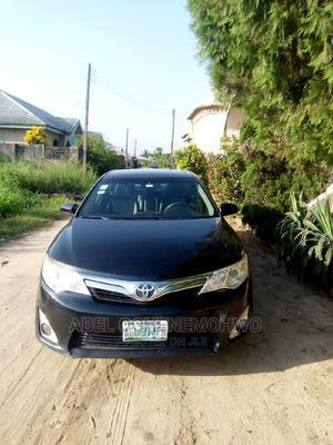 Toyota Camry 2012 Black | Cars for sale in Delta State, Ugheli