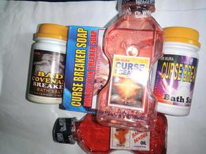 Curse and Bad Covenant Breaker Kit | Bath & Body for sale in Lagos State, Surulere