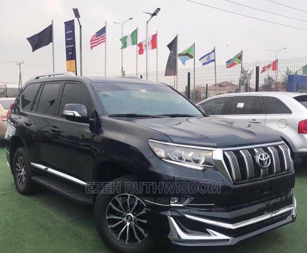 Toyota Land Cruiser Prado 2013 ALTITUDE Black | Cars for sale in Lekki, Lagos State, Nigeria