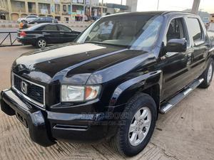 Honda Ridgeline 2008 RTL Black   Cars for sale in Lagos State, Mushin