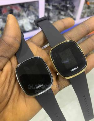 Casio, Fosili Fossil Touch Screen LED Digital Wristwatch   Watches for sale in Lagos State, Shomolu