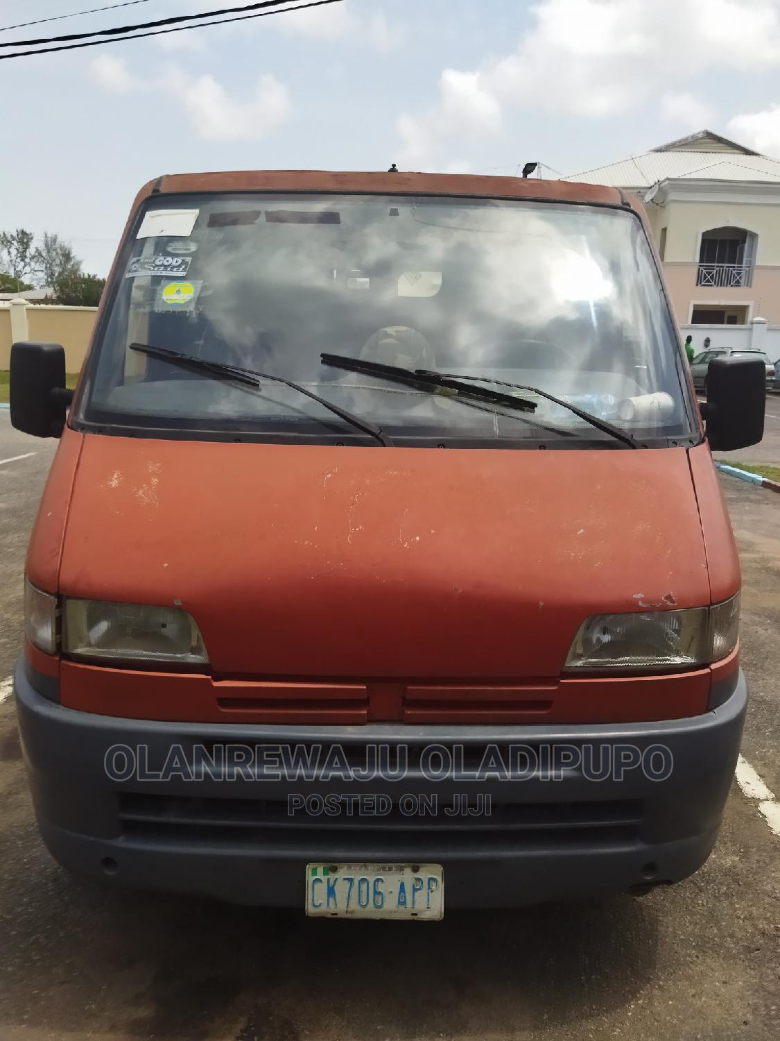 Peugeot Boxer Bus   Buses & Microbuses for sale in Ikoyi, Lagos State, Nigeria