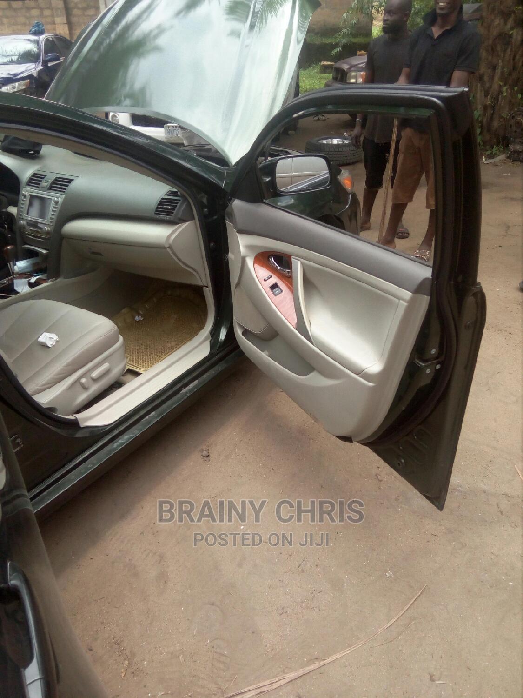 Toyota Camry 2011 Green | Cars for sale in Ikot Ekpene, Akwa Ibom State, Nigeria