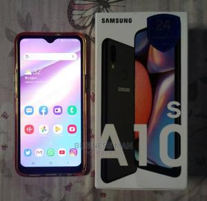 Samsung Galaxy A10s 32 GB Black | Mobile Phones for sale in Lagos State, Ajah