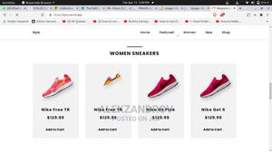 Ecommerce Website Development | Computer & IT Services for sale in Edo State, Benin City