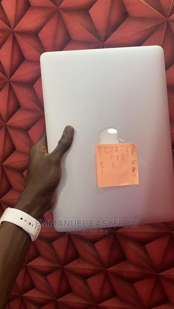 Archive: Laptop Apple MacBook Air 8GB Intel Core i7 SSD 512GB
